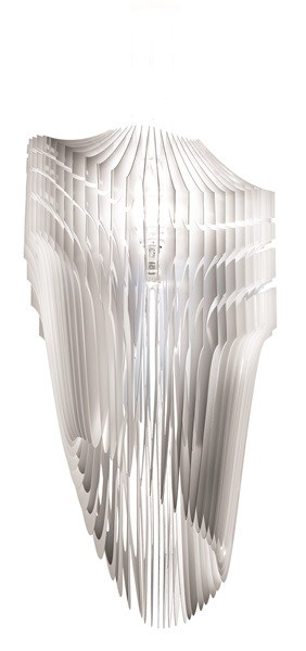 Slamp Avia  Suspension XL, White