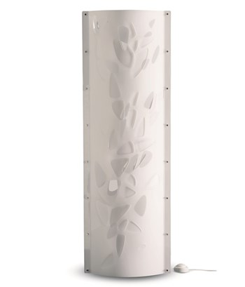 Slamp Tube  Large Floor Lamp White