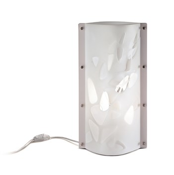 Slamp Tube  Small Tube Table Lamp White