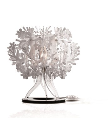 Slamp Fiorella  Mini Table Light, White