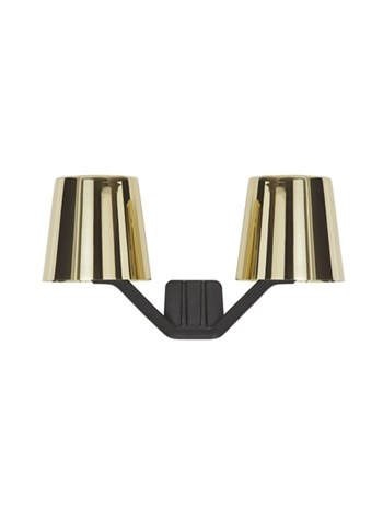 Tom Dixon Base  Wall Lamp, Polished Brass
