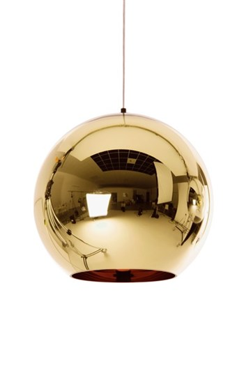 Tom Dixon Copper  Pendant Light