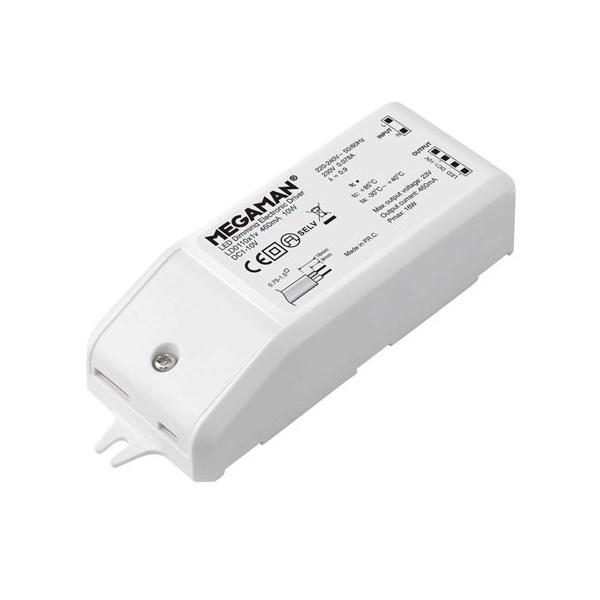 Megaman LED AR111 20V  18W 9-36V 500mA Triac Dimming Power Supply