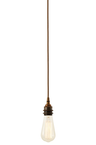 Dili Pendant Schoolhouse Light