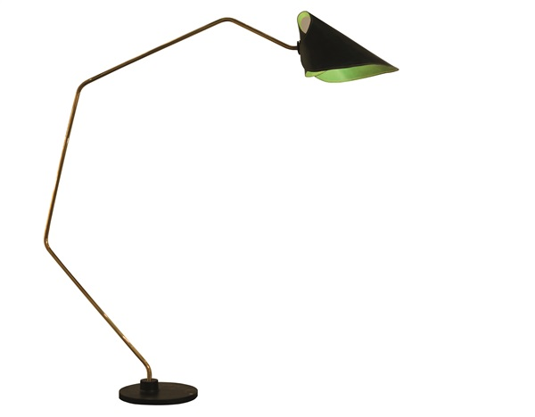 Floor Lamp Brass