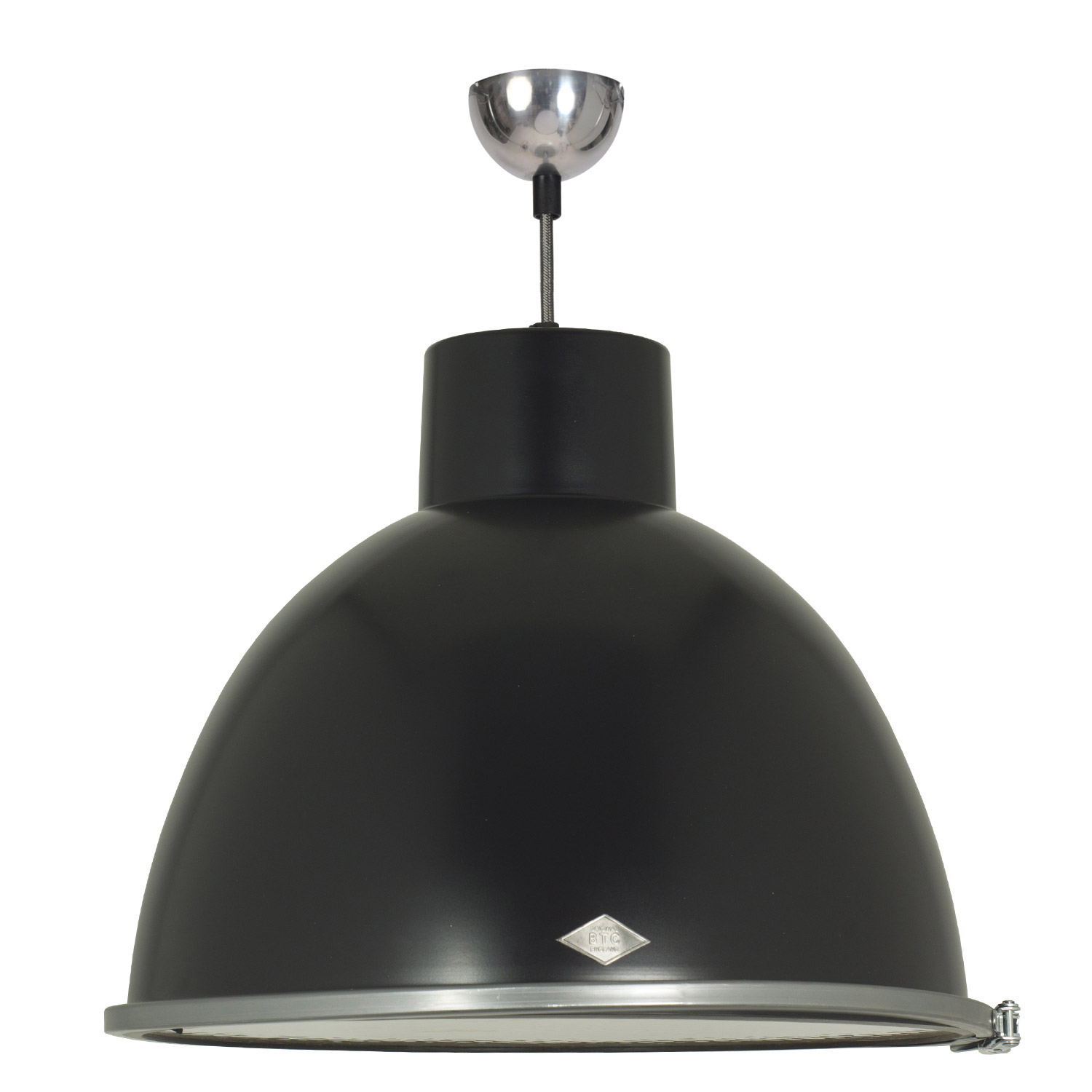 Original BTC Giant 2 Pendant Light without a wired glass  sc 1 st  Luxury and Designer Lighting : btc pendant light - azcodes.com