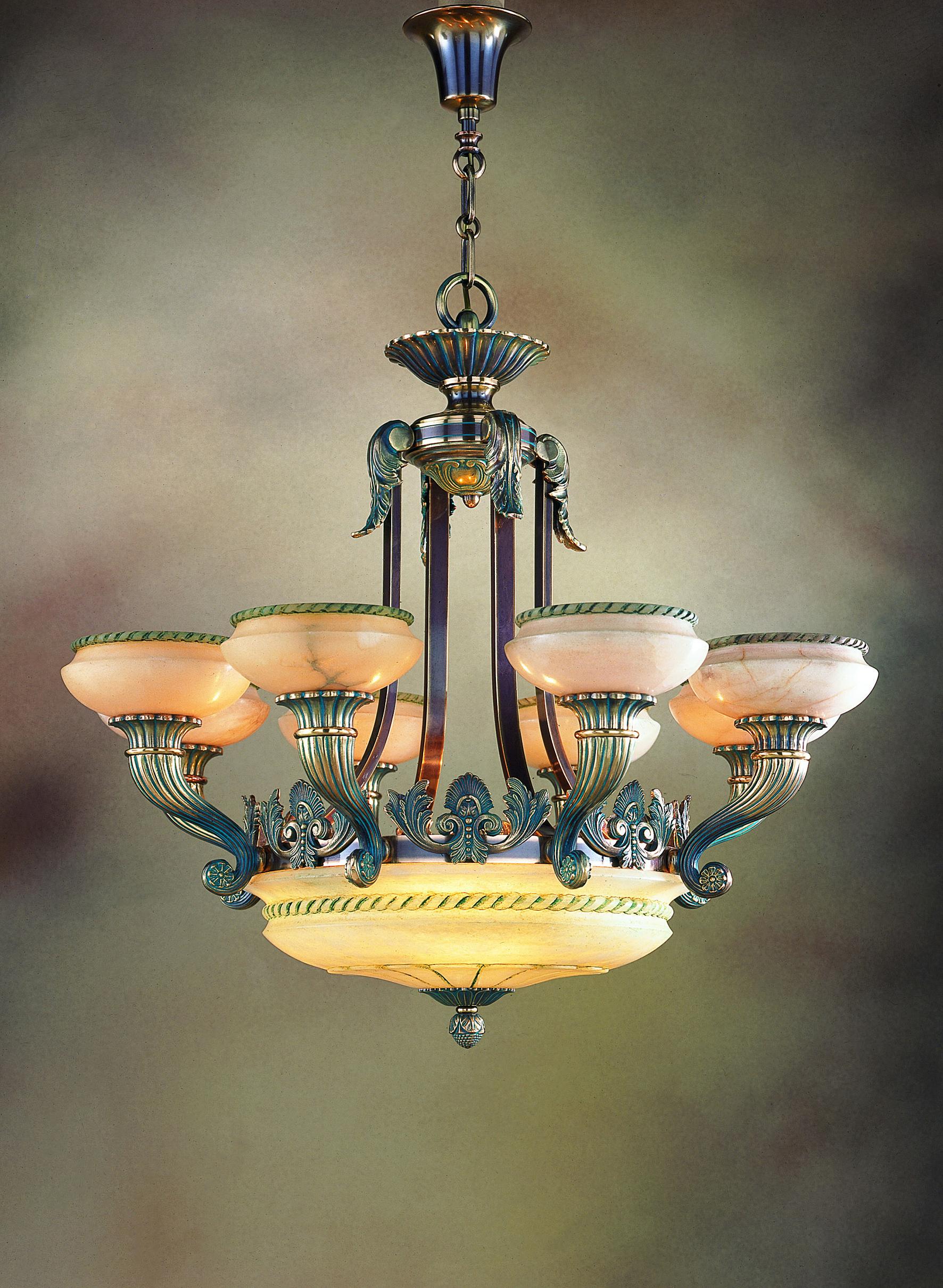 Royal heritage 12 light alabaster chandelier mariner royal heritage 12 light alabaster chandelier arubaitofo Choice Image