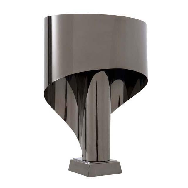 Eichholtz South Beach Table Lamp Black Nickel