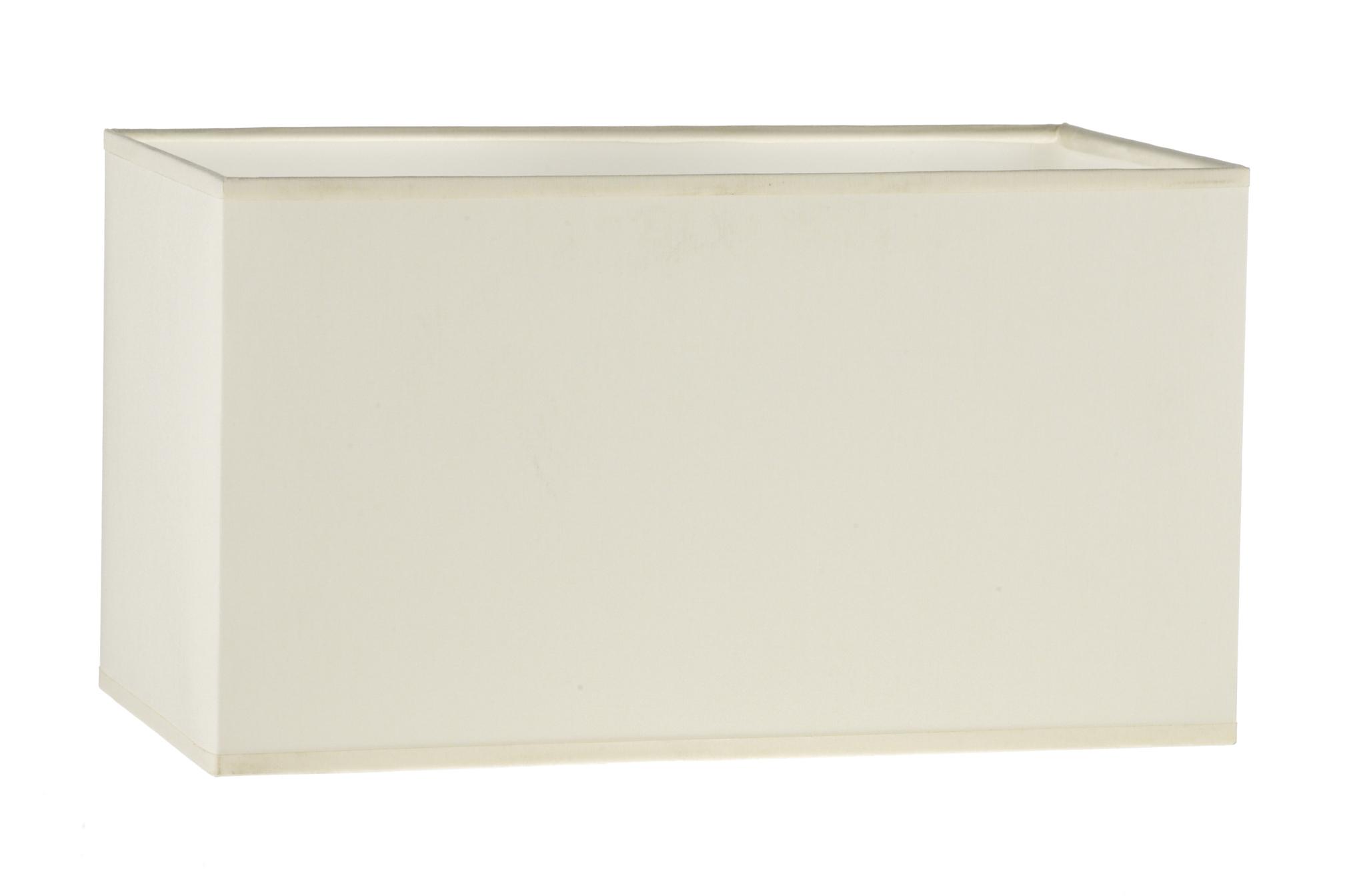 Piza Stylish Rectangular Table Lamp Shade