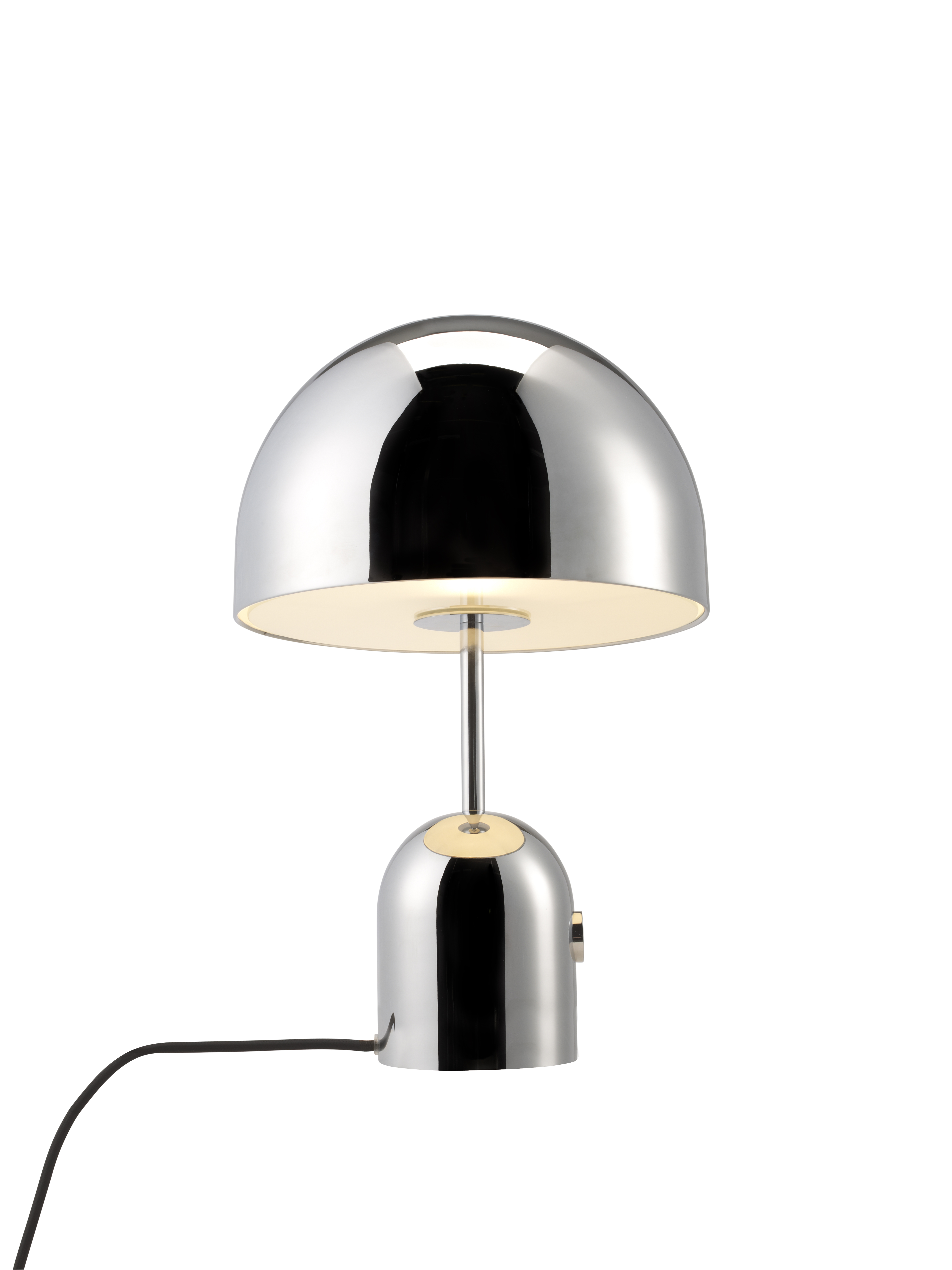 tom dixon bell table lamp. Black Bedroom Furniture Sets. Home Design Ideas