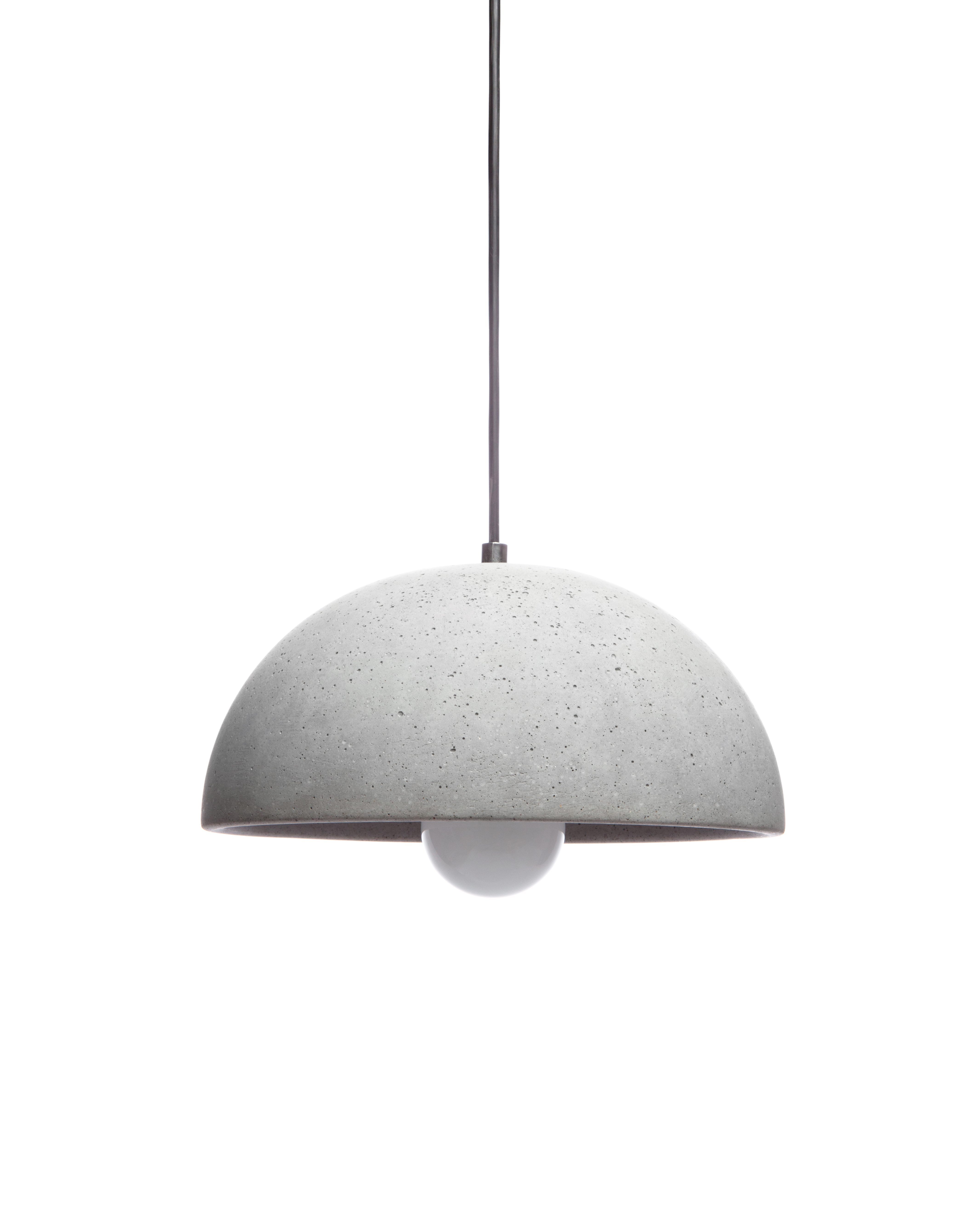 pin pendant concrete modern and pendants